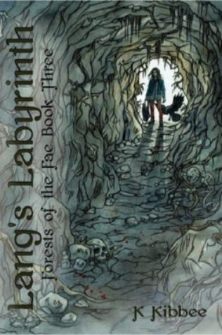 lang's labyrinth cover art christmas haul