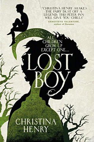 lost boy cover art christmas haul