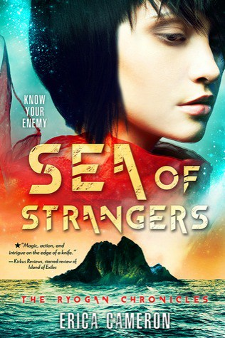 sea of strangers cover art break