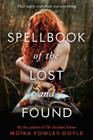 spellbook of the lost and found cover art christmas haul