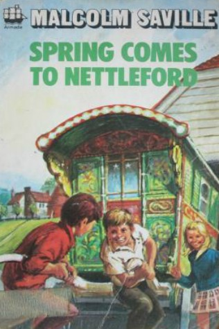 spring comes to nettleford cover art christmas haul