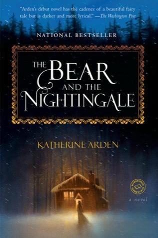the bear and the nightingale cover art christmas haul