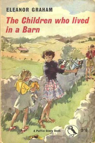 the children who lived in a barn cover art chrismtas haul