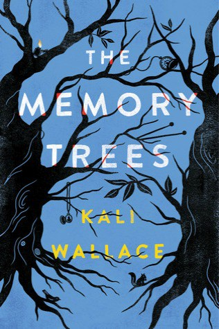 the memory trees kali wallace cover art break