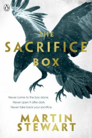 the sacrifice box cover art christmas haul