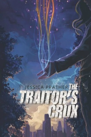the traitor's crux cover art break