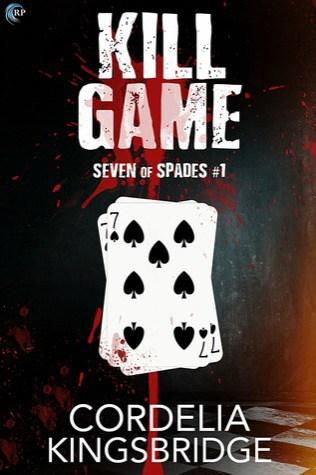 kill game cover art january book haul