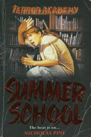 summer school cover art january book haul