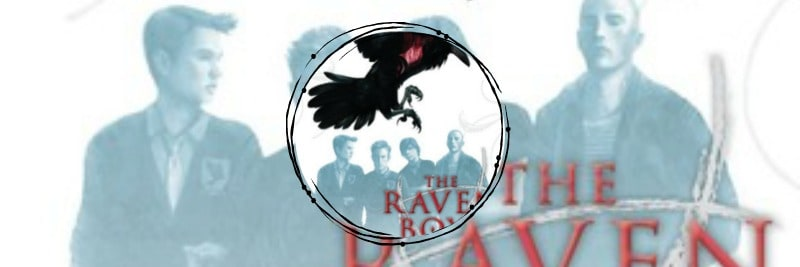raven cycle swoonworthy