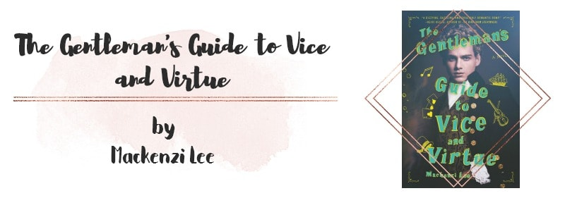 the gentleman's guide to vice and virtue books