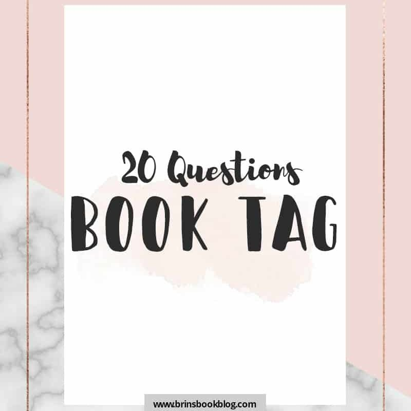 The 20 Questions Book Tag