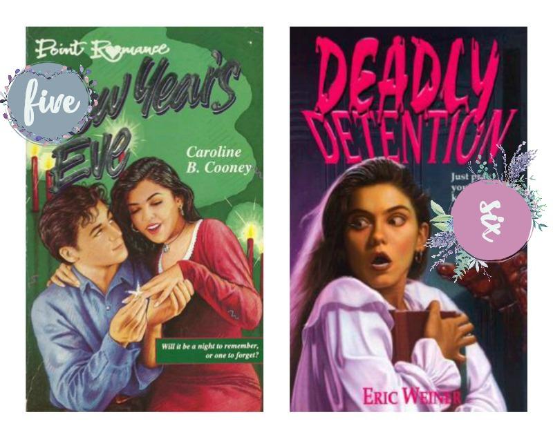 nostalgic books covers