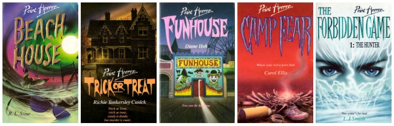 point horror books one
