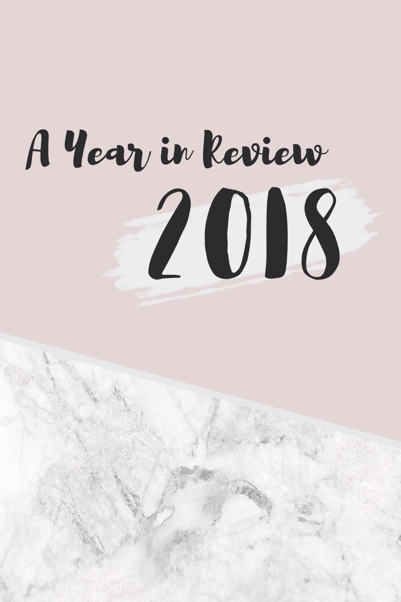 year in review cover