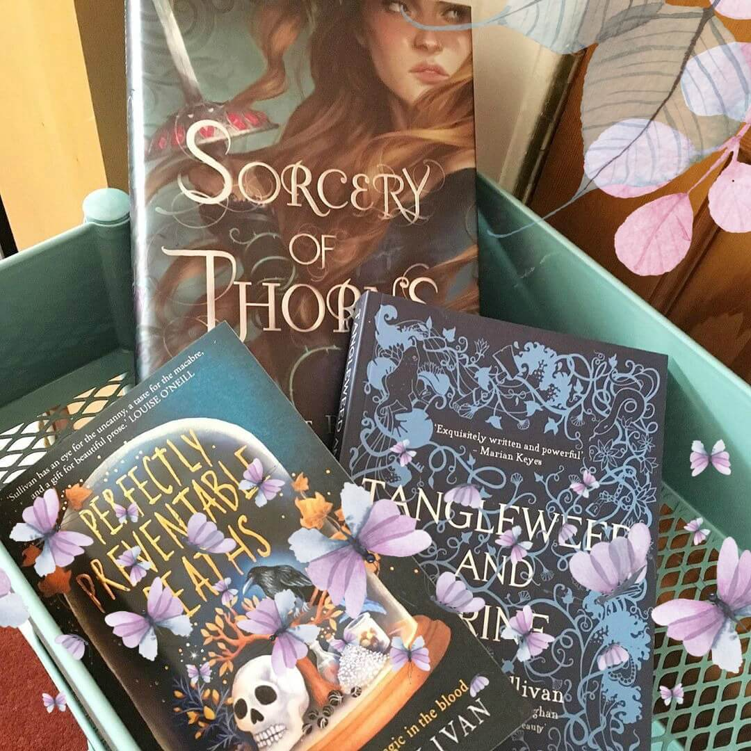 stacking the shelves book haul week 166