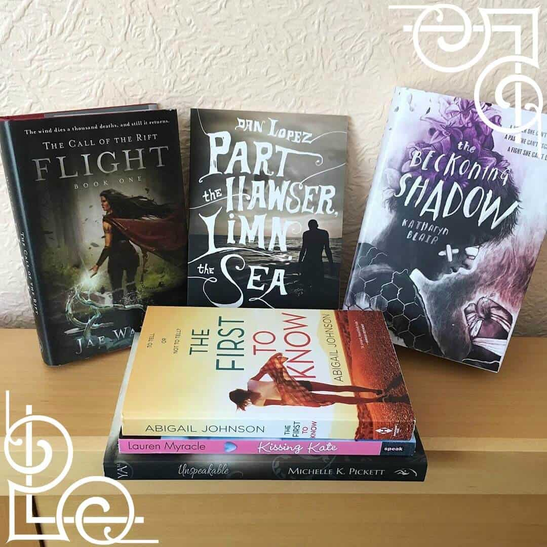 stacking the shelves book haul week 176