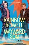 wayward son cover art rainbow rowell