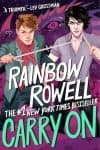 carry on cover art rainbow rowell
