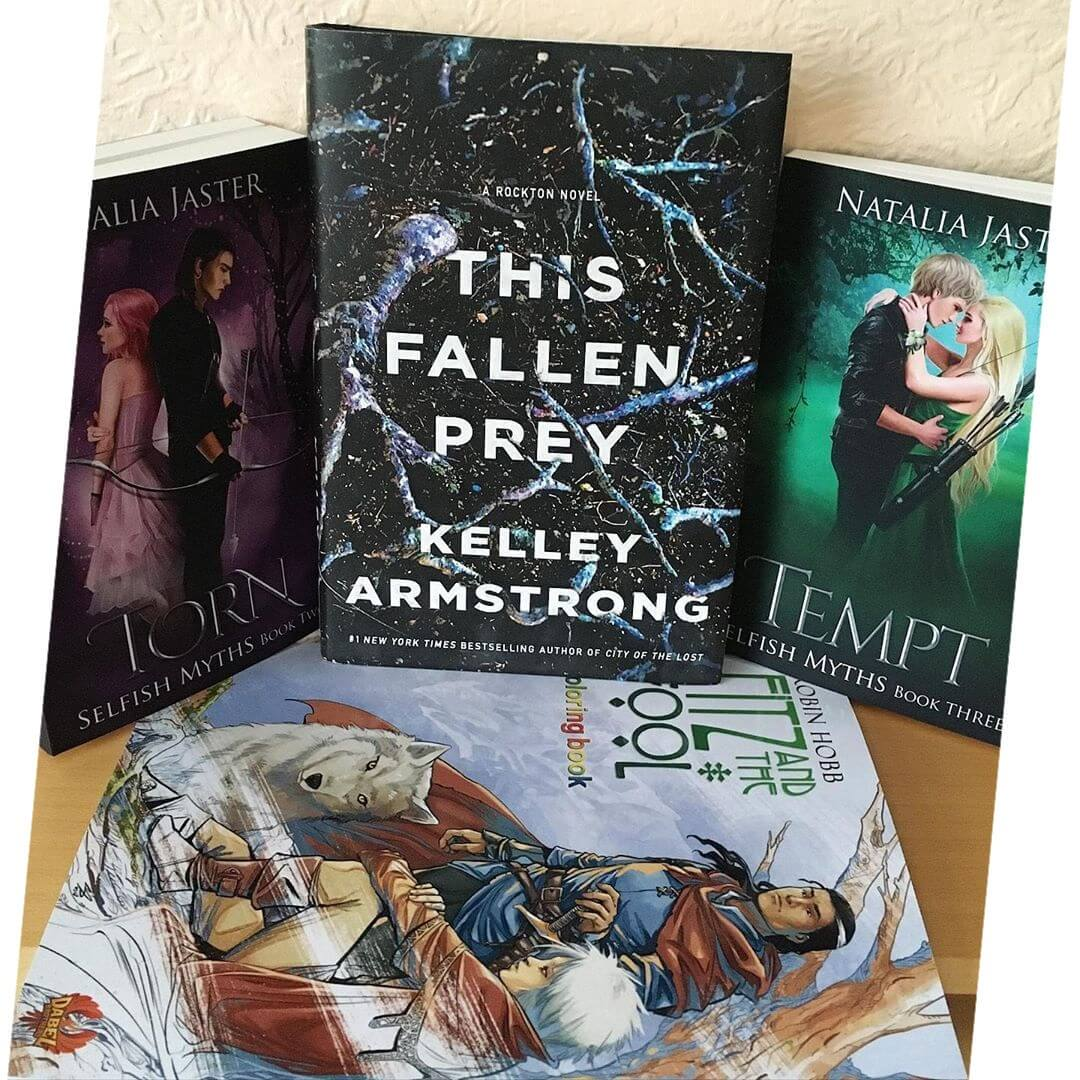 stacking the shelves book haul week 182