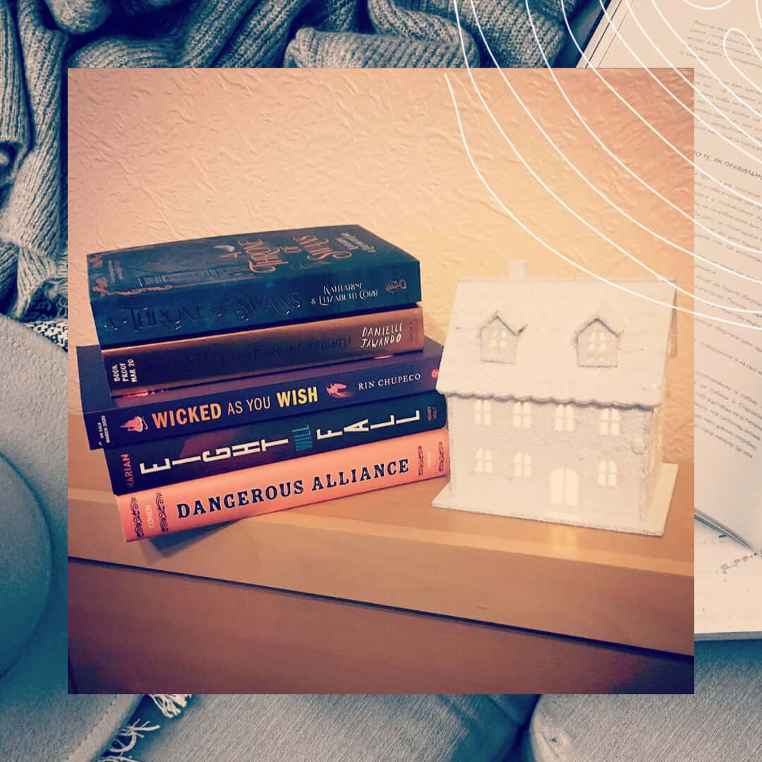 stacking the shelves book haul week 188