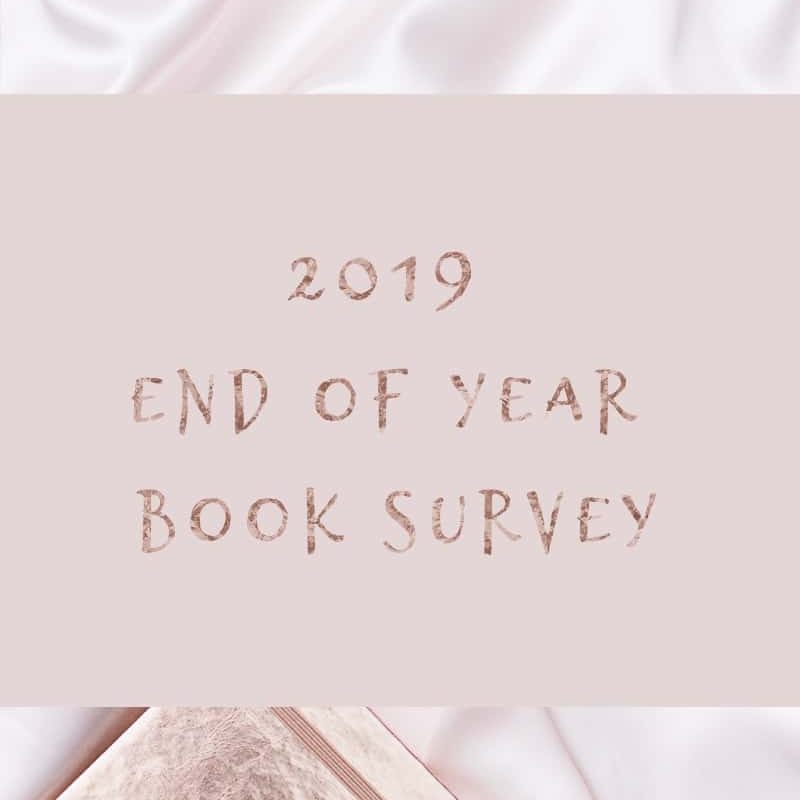 2019 End of Year Book Survey