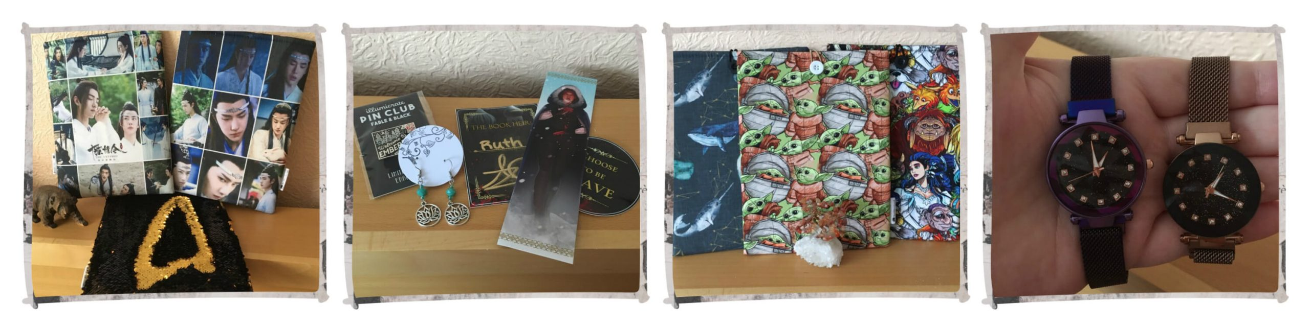 stacking the shelves book haul week 190