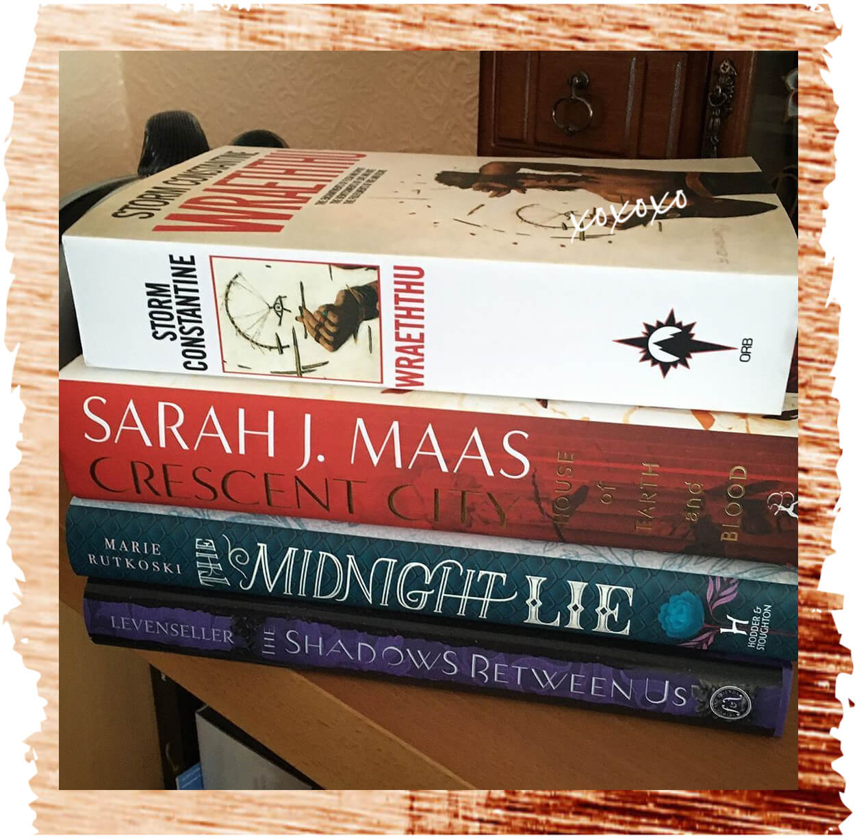 stacking the shelves book haul week 192