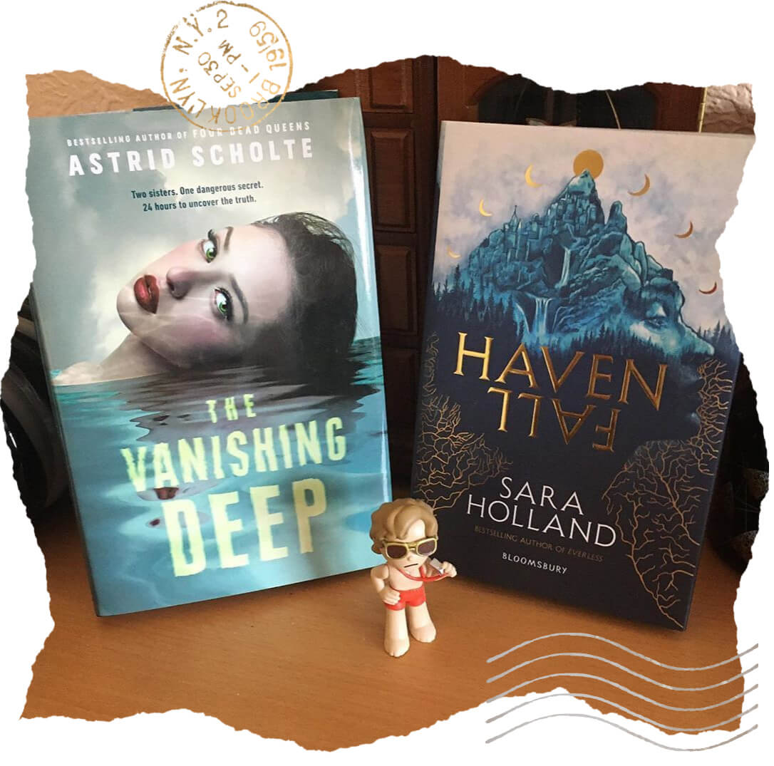 stacking the shelves book haul week 194