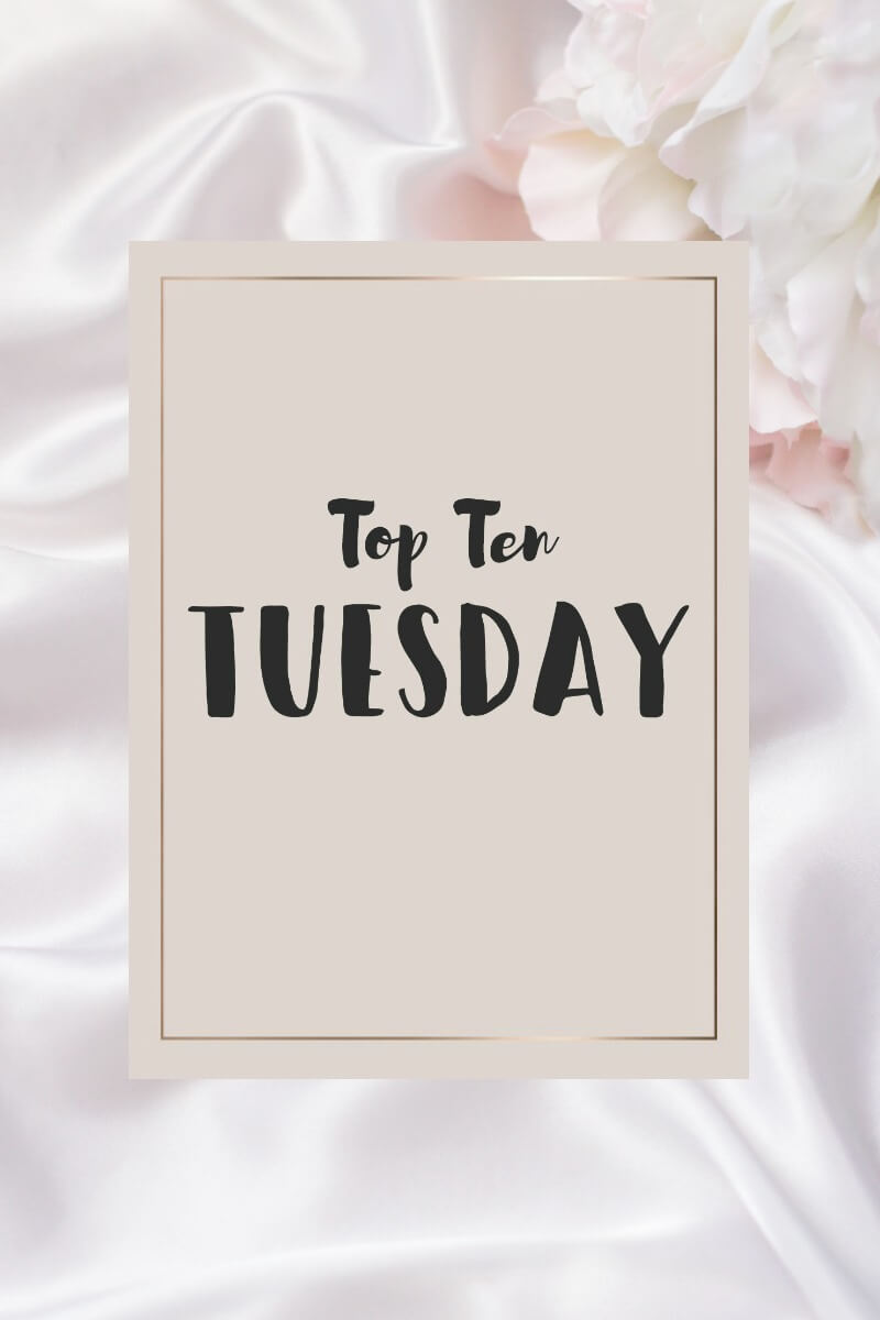 top ten tuesday cover