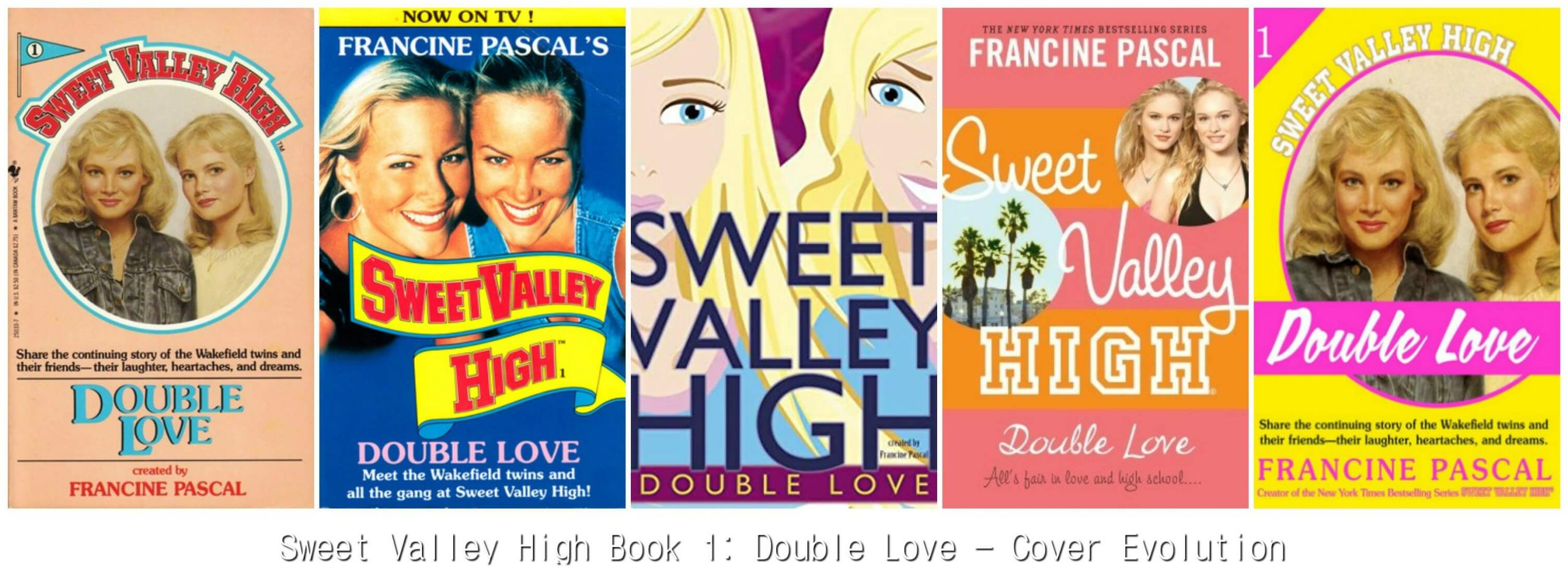 sweet valley high covers