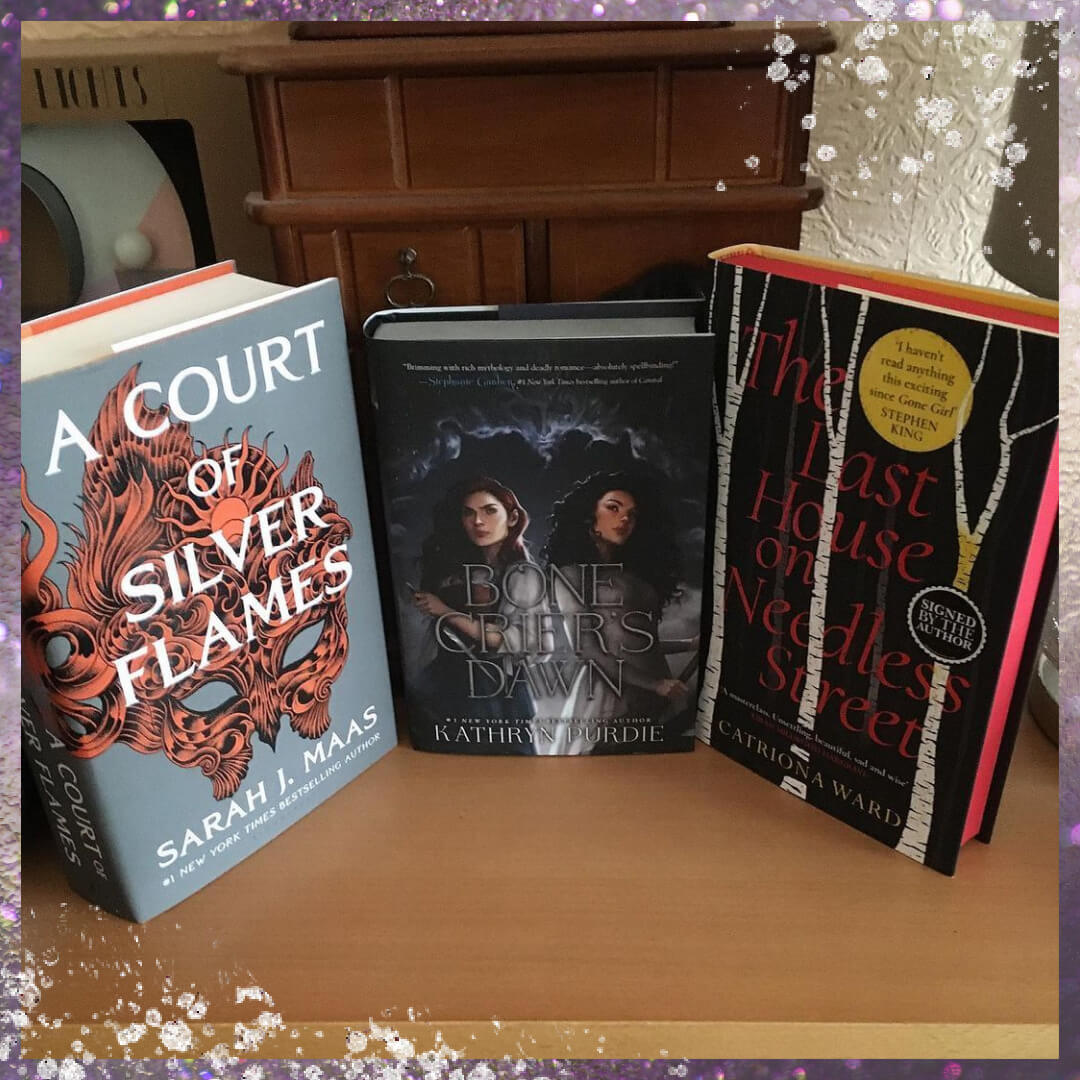 stacking the shelves book haul week 213