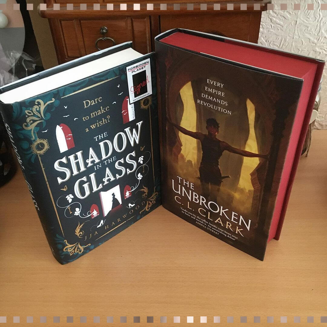 stacking the shelves book haul week 214