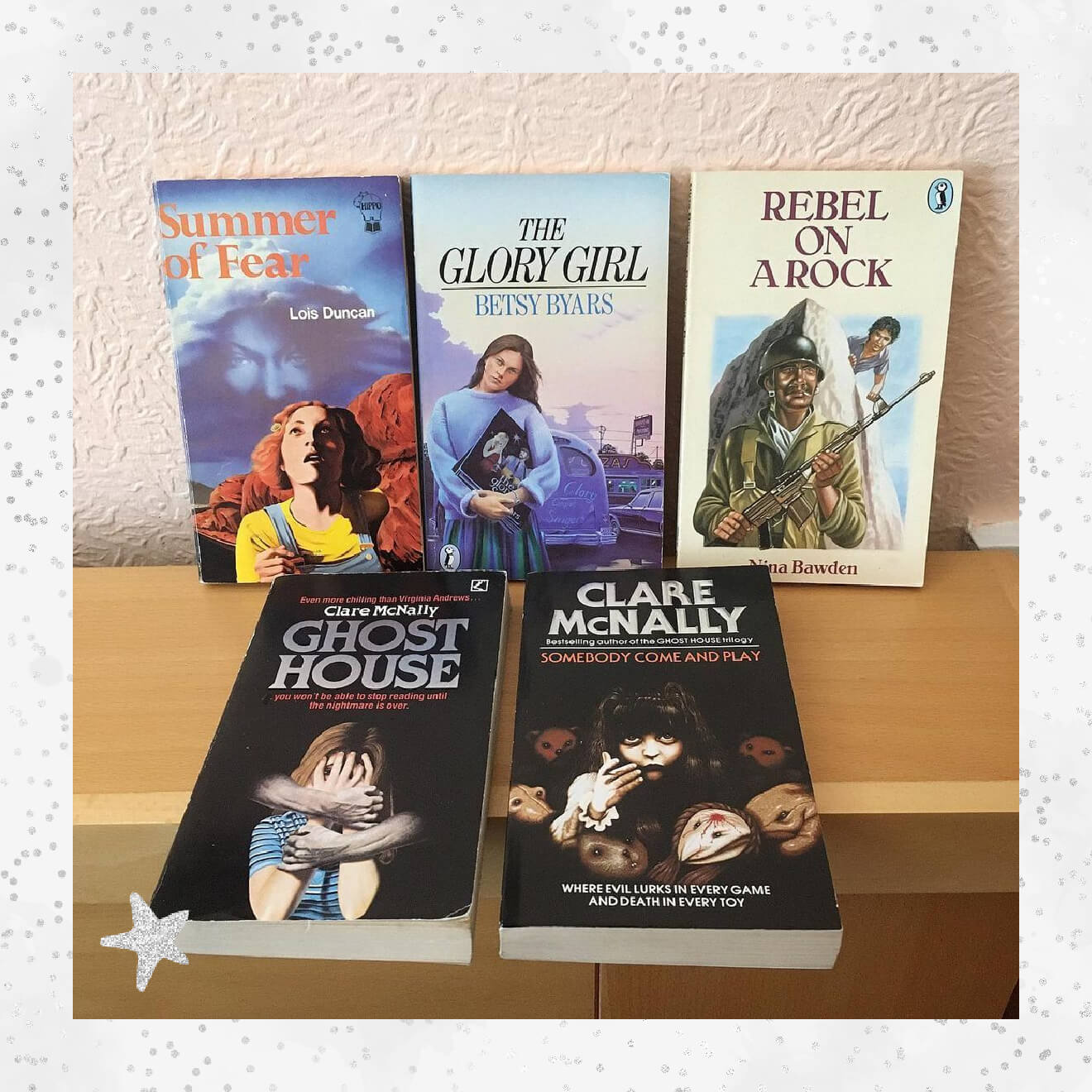 stacking the shelves book haul week 216