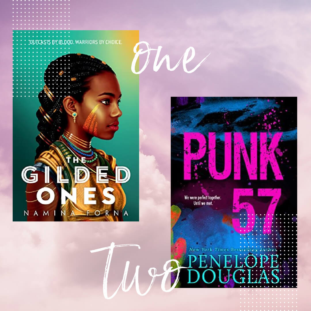 colourful book covers