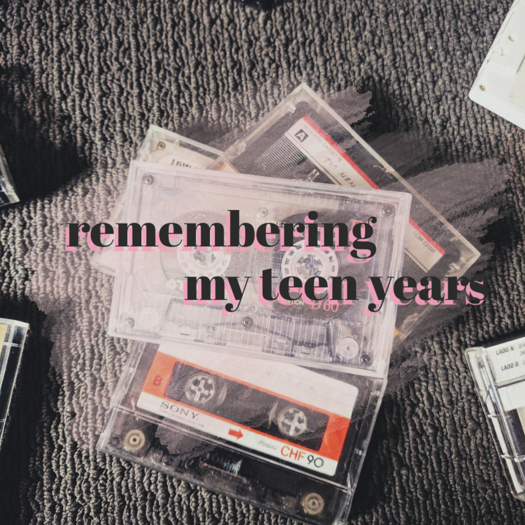 remembering my teen years page