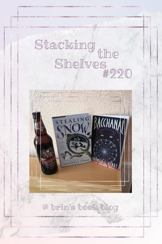 stacking the shelves week 220 pin